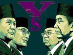 Jokowi Unggul di Seluruh Survei Kecuali New Indonesia