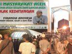 Terindikasi Berpaham Wahabi, Pengajian Ustadz Firanda Dibubarkan Masyarakat Aceh