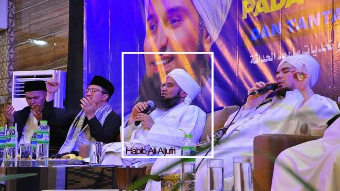 Klarifikasi Habib Ali Jufri Terkait Kedatangannya ke Indonesia