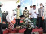 Peletakan Batu Pertama RSNU Jombang, Ini Pesan Khofifah Indar Parawansa