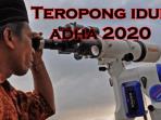 Idul Adha 2020 versi Nahdlatul Ulama kapan?